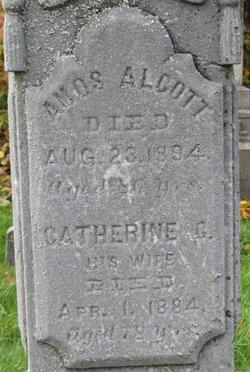 Catherine <i>Bennett</i> Alcott