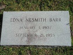 Edna Nesmith Barr