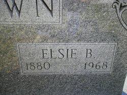 Elsie Belle <i>Russell</i> Brown