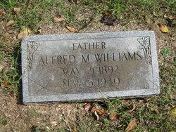 Alfred M Williams