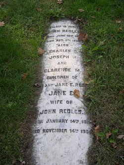 Jane E Redles