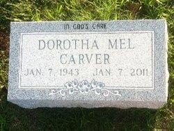 Dorotha Mel Carver