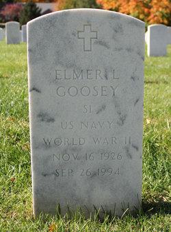 Elmer L Goosey