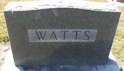 Cora Lee <i>Walker</i> Watts