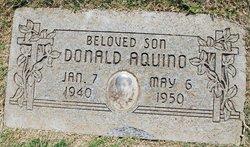 Donald Aquino