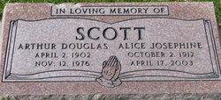 Alice Josephine Scott