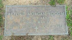 Alford Morgan Red Yocom