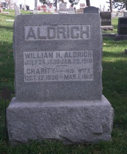 William H Aldrich