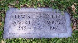 Lewis Lee Cook