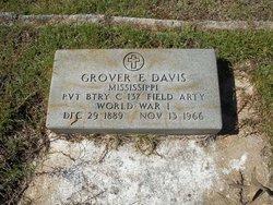 Grover E. Davis