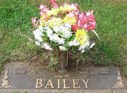 Dorothy Ellen <i>Marshall</i> Bailey