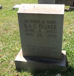 Ila Gertrude <i>Reach</i> Fluker
