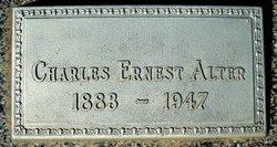 Charles Ernest Alter