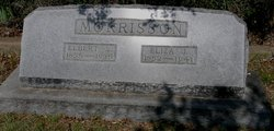 Elbert S Morrisson