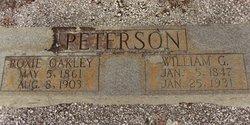 Roxanna <i>Oakley</i> Peterson