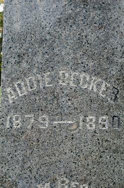 Addie Becker