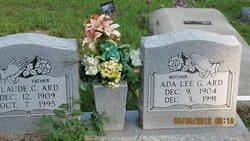 Ada Lee G. Ard