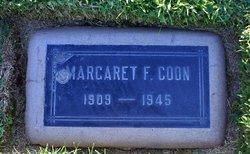 Margaret Fanny <i>Davis</i> Coon