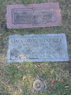 Jack David Alexander