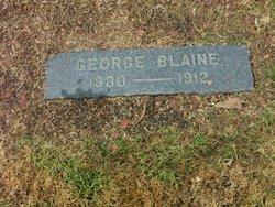 George Blaine