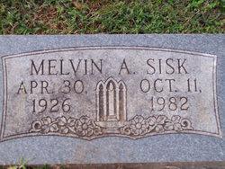 Melvin A. Sisk