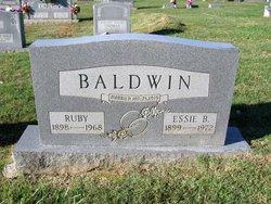 Essie B. Baldwin