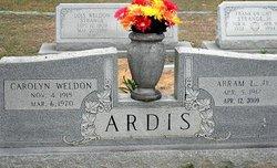 Abram LeGrand Ardis, Jr