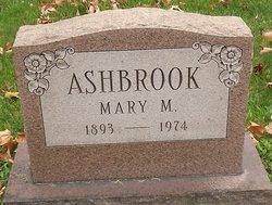 Mary Margaret <i>Scott</i> Ashbrook