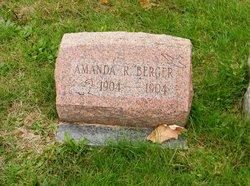 Amanda R. Berger