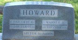 Izetta <i>Howard</i> Allen