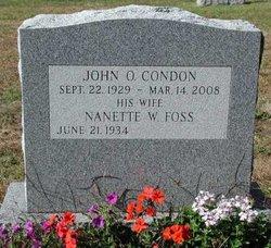 John O Condon