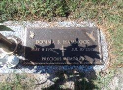 Donna Sue <i>O'Neal</i> Hammock