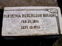 Parthenia <i>Hutcheson</i> Rosson