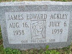 James Edward Ackley