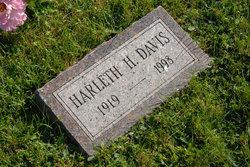 Harleth <i>Hobbs</i> Davis