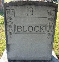Anna W <i>Miller</i> Block