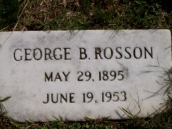 George B. Rosson