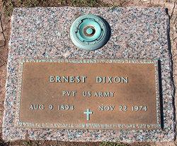 Ernest Dixon