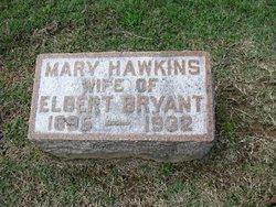 Mary <i>Hawkins</i> Bryant