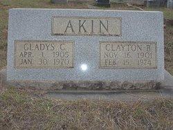 Clayton B Akin