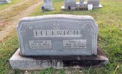 Johnie Taylor Leftwich