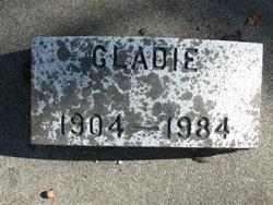 Gladys Gladie <i>Miller</i> Hayford