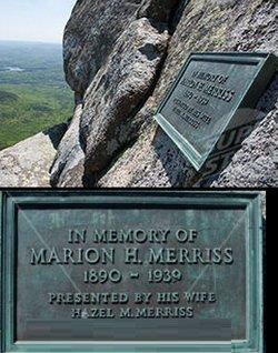 Marion Hawthorne Merriss