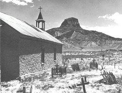 Cabezon Cemetery