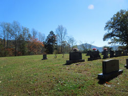 Dills Cemetery off Fisher Creek