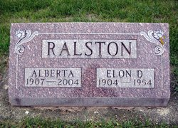 Elon DeVere Ralston
