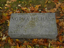 Norma M Chase