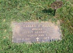 Charles F Allen