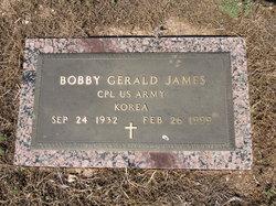 Bobby Gerald James