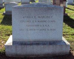 Col James E Mahoney
